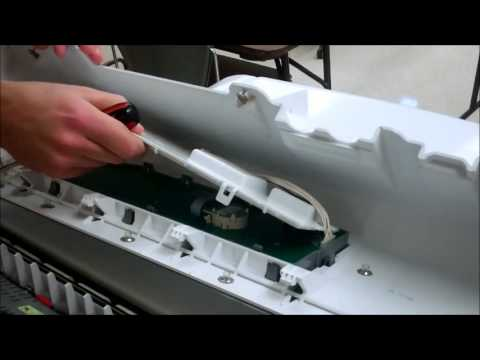 How To Remove A User Interface Board On A Whirlpool Cabrio