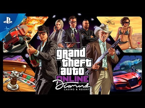 Grand Theft Auto V | PS4™ - PlayStation® Trailer