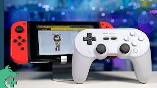 Better than the Nintendo Switch Pro Controller