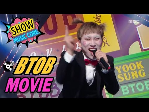 [HOT] BTOB(비투비) - MOVIE, Show Music core 20170325