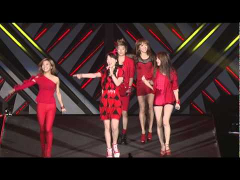 f(x) 에프엑스 'Hot Summer' SMTOWN LIVE in TOKYO SPECIAL EDITION