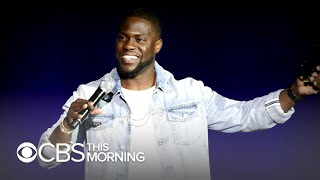 Kevin Hart steps down as Oscars host amid backlash over homophobic tweets