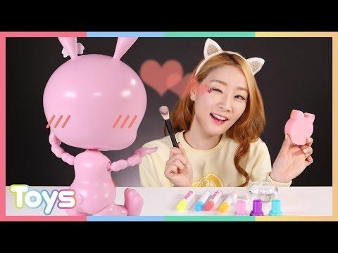 엘리의 소피루비 아띠친구 뚜뚜 장난감 인형 놀이 | 캐리앤 토이즈