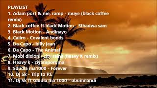 South Africa House Music Mix// Happy New Year 02 Jan 2019