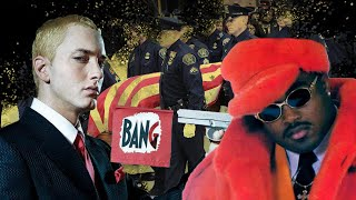 REAL GANGSTER RAPPER & EMINEM T. Stuckey (produced by Tone Scott)