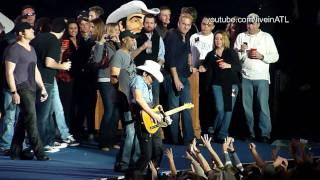 Brad Paisley H2O Tour - Ticks & Alcohol - Show Finale Atlanta 2011