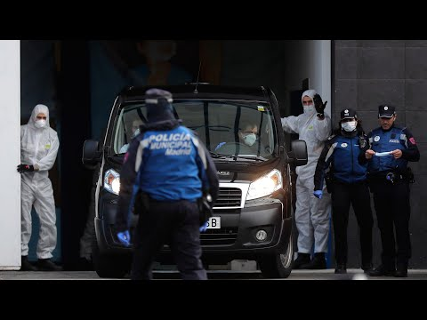 COVID-19: Spain's death toll surpasses China