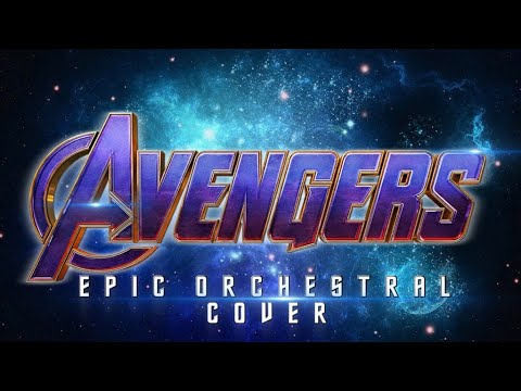 THE AVENGERS    Epic Medley Orchestral Cover