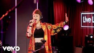 Kiesza - Giant In My Heart in the Live Lounge