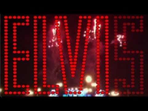 Baixar Elvis Presley -Viva Elvis Suspicious Minds 2010 Fireworks Hyde park London.