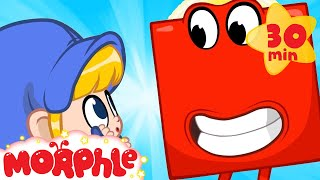 Magic Shapes WIth Morphle! - My Magic Pet Morphle   Cartoons For Kids   Morphle   Mila and Morphle