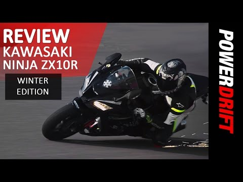 2016 Kawasaki Ninja ZX10R Winter Edition : Review : PowerDrift