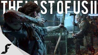 The Last of Us 2 Gameplay is brutal!
