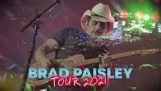 Brad Paisley Concert Grand Casino MN 2021