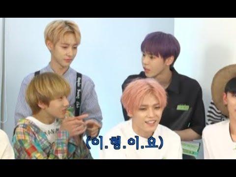 [NCT]이태용 갭신갭왕설??ㅋㅋㅋㅋㅋㅋㅋ(feat.런쥔/지성)