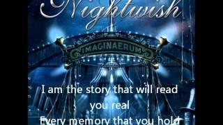 Nightwish  - Storytime (instrumental with lyrics) (karaoke)