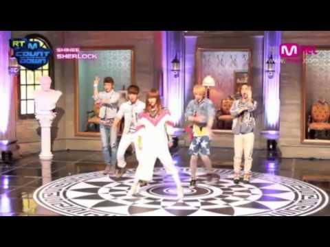 120322 - [Eng Subbed] - SHINee - Bonus Footage - Backstage
