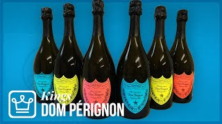 How Dom Perignon Became The King Of Champagne