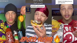 Spice king tiktok Complication ||18 MINUTES OF SPICE KING TIKTOKS