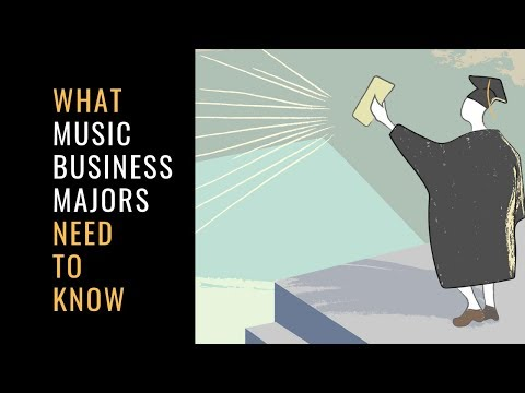 What Music Business Majors Need To Know