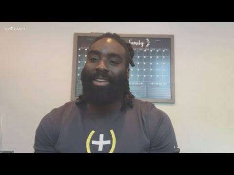 Saints' Demario Davis reacts to Drew Brees apology, talks