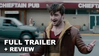 Horns (2014) –  Trailer + Trailer Review – Daniel Radcliffe : Beyond The Trailer