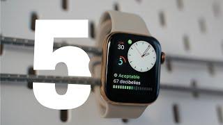 Apple Watch Series 5: Review en español