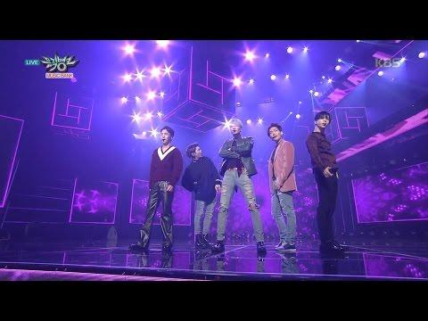 MUSIC BANK 뮤직뱅크 - SHINee 샤이니 - Feel Good .20161007