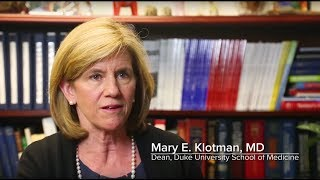 From Duke Student to Dean of the School of Medicine video