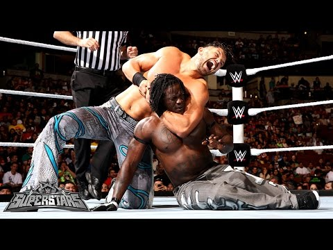 R-Truth vs. Fandango: WWE Superstars, Aug. 28, 2014