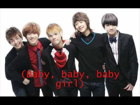 SHINee * SHINee Girl [english sub]