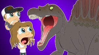 JURASSIC PARK 3 THE MUSICAL - Behind The Scenes