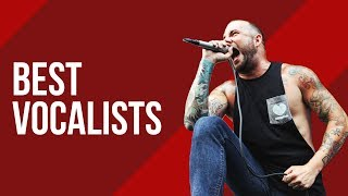 TOP 10 BEST METALCORE VOCALISTS