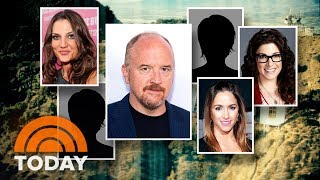 Comedian Louis C.K. Faces Allegations Of Sexual Misconduct From Five Women | TODAY