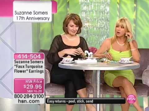 Suzanne Somers Green Mini Dress - YouTube