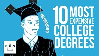 10 Most Expensive College Degrees In The World