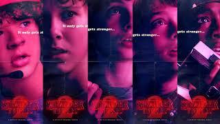 """Thriller"" As Heard In Stranger Things Season 2 Comic Con ""Thriller"" Trailer"