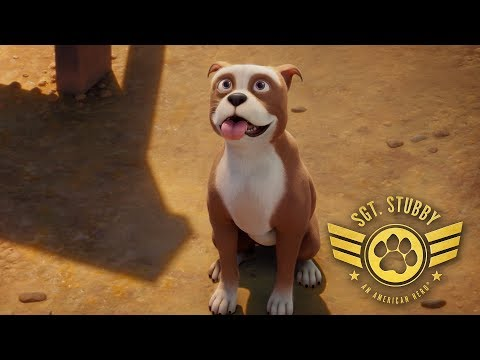 SGT STUBBY Official US Trailer: In Theaters April 13, 2018