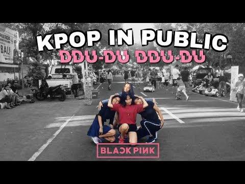 (KPOP IN PUBLIC INDONESIA) Blackpink DDU-DU DDU-DU