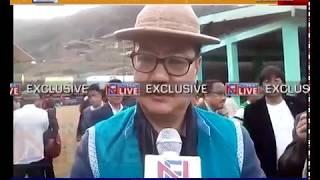 Citizenship Bill: Kiren Rijiju assures safeguarding interests of the people of Arunachal