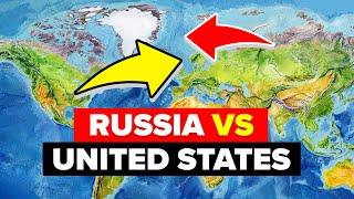 Russia vs United States - Who Would Win? Military Comparison 2021