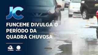 Funceme divulga o prognóstico do primeiro período da quadra chuvosa no Ceará