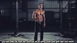 Động lực để thay đổi cơ thể của chính bạn. Greg Plitt