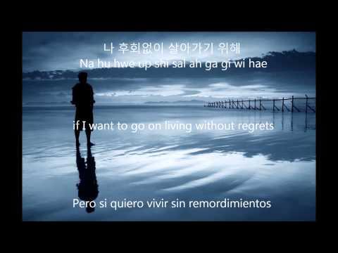너를 위해 - 임재범 For you Yim Jae Bum Lyrics subtitulos Español