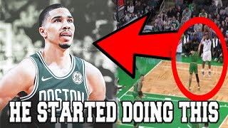 NOBODY is Noticing This About Jayson Tatum