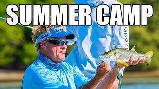 Monster Tarpon and Snook Fishing off Tampa Bay Florida (TV Show)