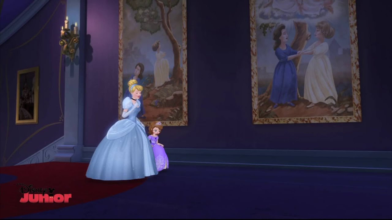Sofia The First ft. Cinderella - True Sisters - Song - HD ...