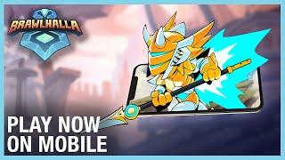 Brawlhalla makes the jump to mobile