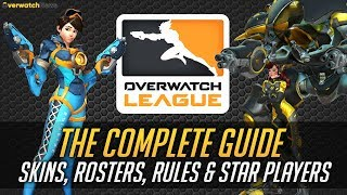 Overwatch League explained: skins, team rosters, merch and star players - Bear vs. Grenade