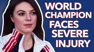 World Champion Gymnast Battles Back from Despair: Kristin Allen // The Struggle | the Lala